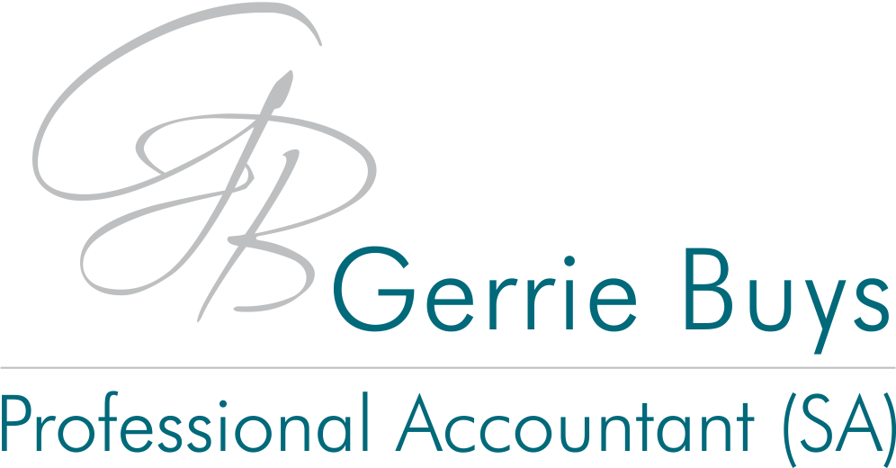 Gerrie Buys Professional Accountant